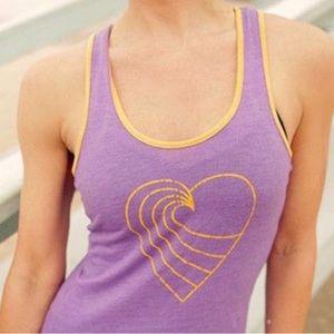 Tone It Up TIU Heart Logo Tank Top